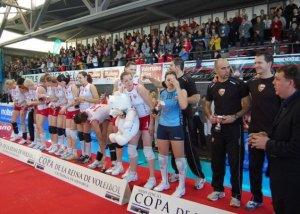 CAV Murcia-campeones copa de la reina