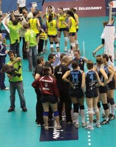 Champions VK Prostejov-CAV Murcia
