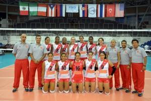 Mundial U20 Perú