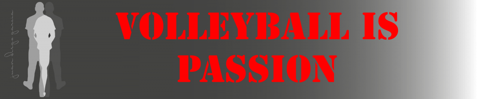 Volleyball is Passion