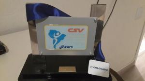 3 puesto Sudamericano clubes 2015